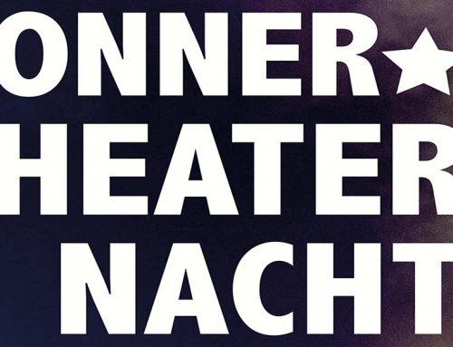 Bonner Theaternacht seit 2017