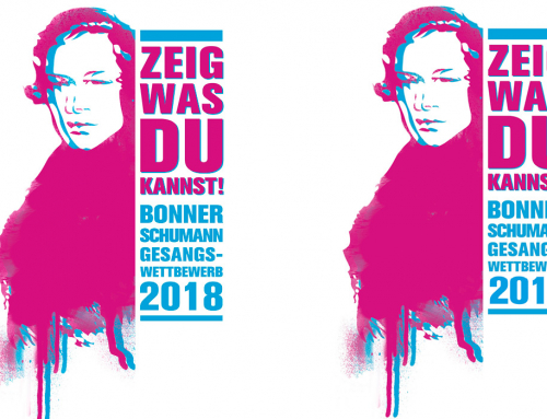 4. Bonner Robert Schumann Gesangswettbwerb ZEIG WAS DU KANNST!